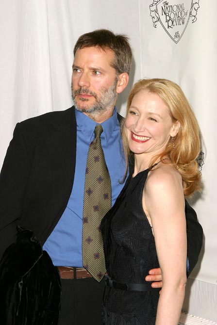 Patricia Clarkson with attractive, Single