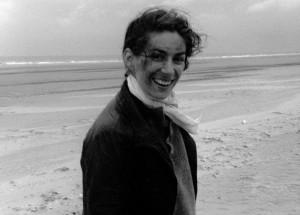 N. Conty at beach