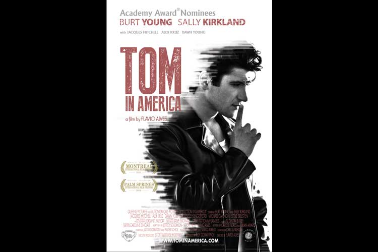 Tom in America project still frame